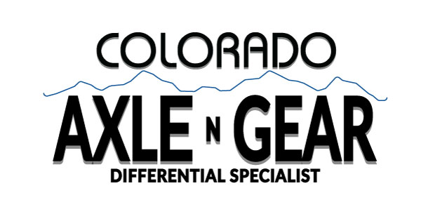 Colorado Axle n Gear